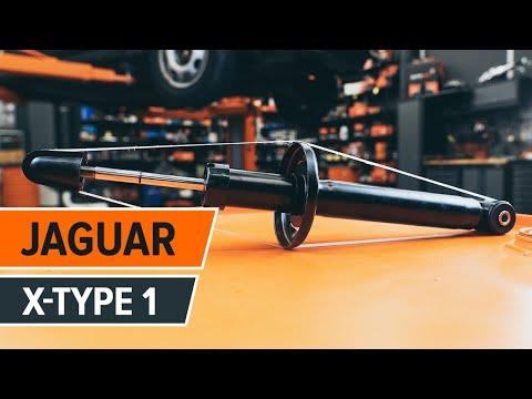 Cómo cambiar Amortiguadores delanteros en JAGUAR X-TYPE 1 [Instrucción]