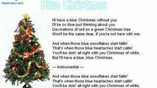Jim Reeves - Blue Christmas