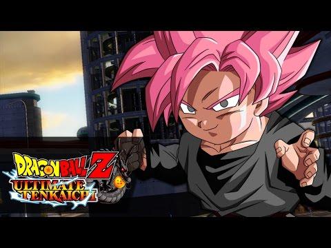 GOKU BLACK JR?! Goku Black VS Goku   Dragon Ball Z: Ultimate Tenkaichi