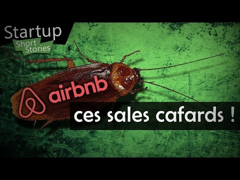 AirBnB, ces sales cafards ! - Startup Time #3