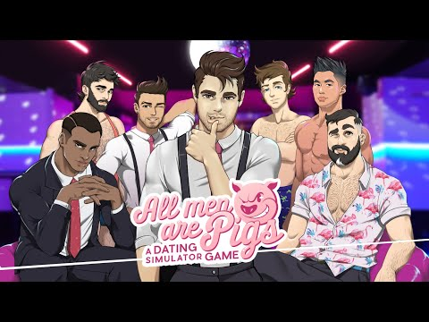 All Men Are Pigs - Adult Gay Simulation Game