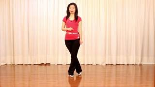Come and Get It (Darren Bailey) - Line Dance (Dance & Teach in English & 中文)