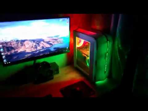 Кулер GameMax GaleForce 32xLED 120 мм Red (GMX-GF12R)