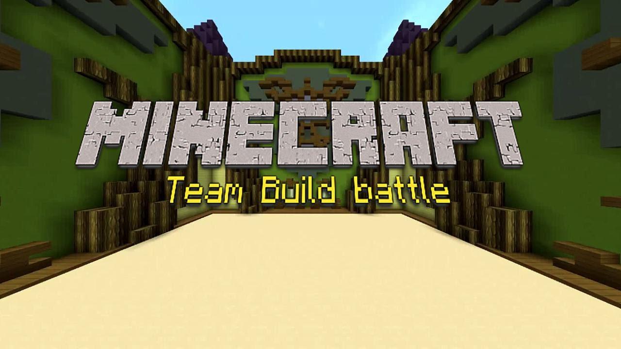 team build battle minecraft server