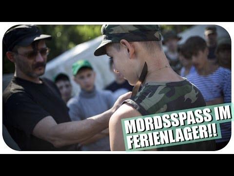 Mords-Spaß in russischen Ferienlagern / Flüchtlinge als Kunstobjekt / Unsterblichkeit auf Rezept
