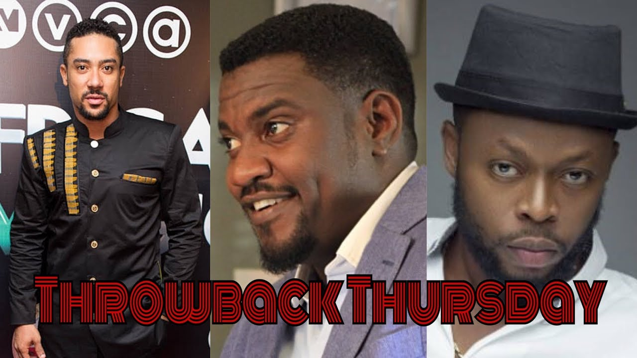 Download Majid Michel, John Dumelo and Kalybos : Throwback Thursday.