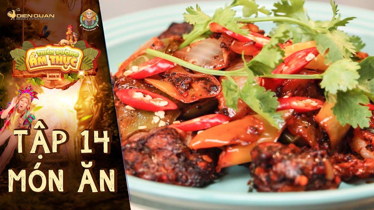 Thiên đường ẩm thực 6   Tập 14 Món ăn: Prawn Chilli