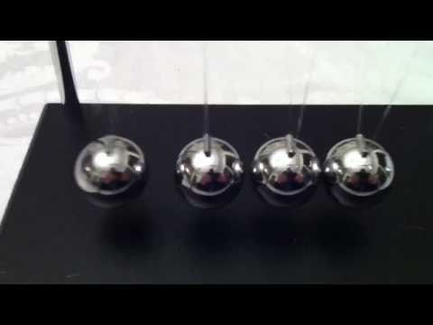 Newton's Cradle - Incredible Science