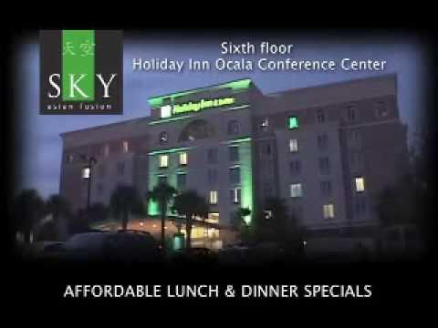 Ocalasky Ocala Fl Restaurant Sky Asian Fusion