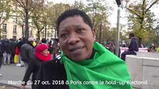 Breaking News! Cameroonian in France No Longer Consider Paul Biya as President! watch