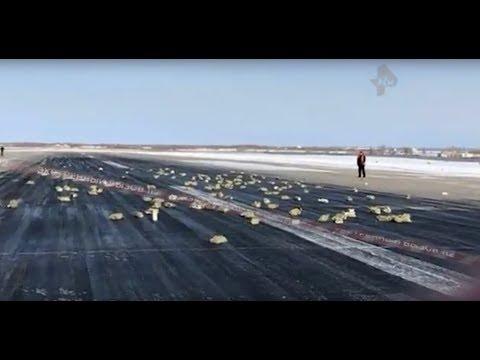 Три тонны золота потеряли при взлете самолета в Якутии