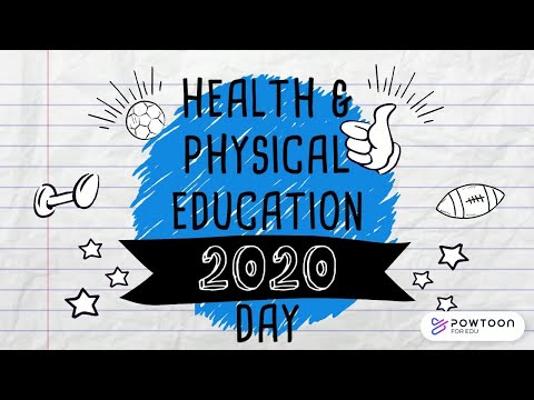Dear PE ... | Health & Physical Education Day 2020
