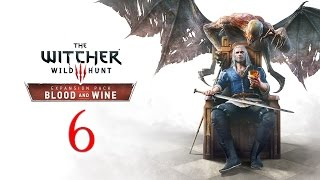 WITCHER 3: Blood and Wine #6 : Be Nice!