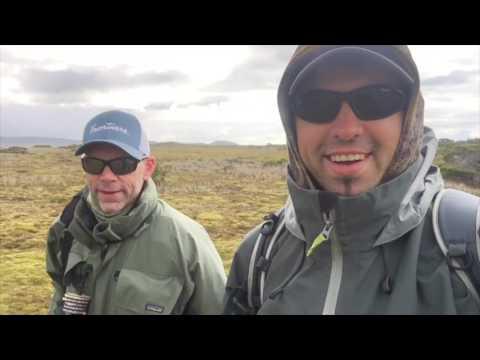Heli FlyFishing Navarino Island - Cape Horn - Patagonia
