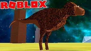 "Dinosaur Simulator (Roblox)-carnivorous baby, dangerous dinosaurs ""Albertosaurus""-(#54) (EN-BR)"