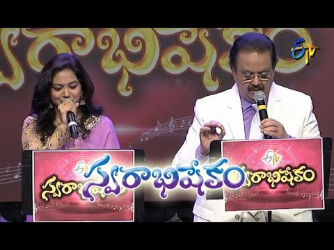 Maa Muddu Radhamma Song - Balu, Sunitha Performance in ETV Swarabhishekam - Houston, USA