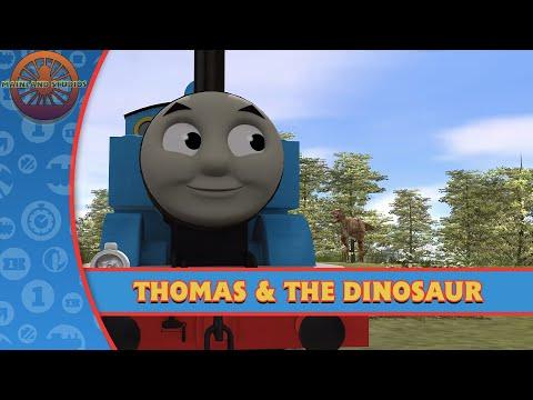 Thomas and the Dinosaur! | THOMAS & FRIENDS Trainz