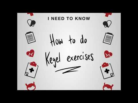 I Need To Know: How To Do Kegel Exercises