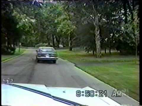 Police chase Ottawa Hills, OH 1993