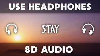 Zedd, Alessia Cara - Stay (8D Audio)
