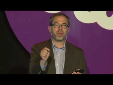 Kenneth Cukier -BIG DATA:  THE NEW RAW MATERIAL OF BUSINESS. InnoTown®2016
