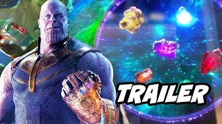 Avengers Infinity War Thanos Trailer and Deleted Scenes Explained