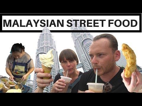 Amazing MALAYSIAN Street Food Tour KUALA LUMPUR MALAYSIA + GEORGE TOWN PENANG + LANGKAWI