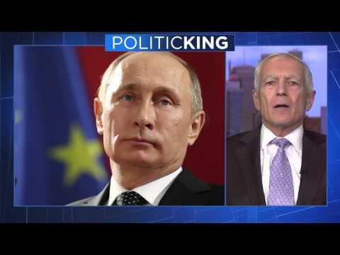 Gen. Wesley Clark Joins Larry King on PoliticKING   Larry King Now   Ora.TV