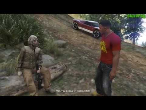 GTA 5 PC - Strangers And Freaks - Sasquatch Hunter [Gold Medal]