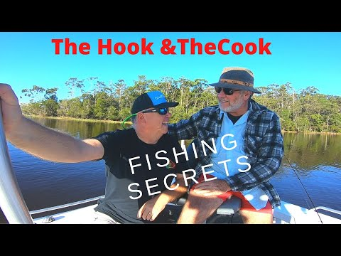 FISHING SECRET TECHNIQUE  TO CATCH YOU MORE FISH  | THE HOOK & THE COOK |