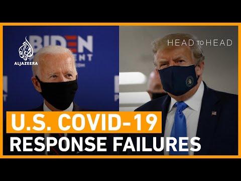 US coronavirus catastrophe: Who is to blame? | Head to Head