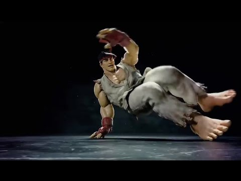 Ryu Red Bull Breakdance [Edit Version]