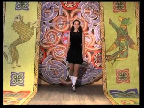 Разучиваем ирландский танец! www.evrikafilm.ru