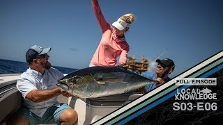Venice Louisiana Fishing With Journey South Outfitters - S03 E06 Couch Crashers