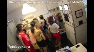 Прокат фотокабин в Краснодаре -