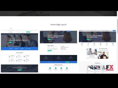 LoanPlus - Loan And Credit Company HTML Template        Hidayat Gib
