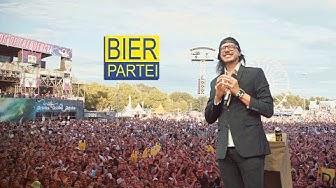 BIERPARTEI - Rede zur Lage der Nation (HD)