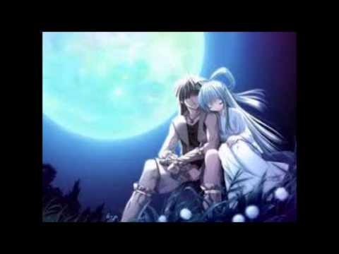 Imagine me without you Akama Miki (Nightcore Version)