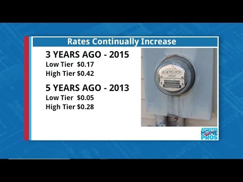 Electric Rates on the Rise Again