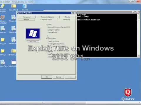 Exploits Against Obsolete Software