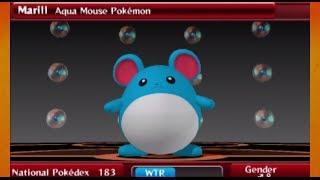 Pokédex 3D Pro- ALL Pokémon Pronunciations [3DS]