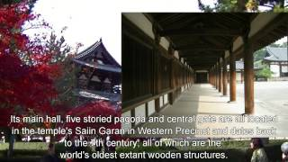 Japan Travel: Horyuji Temple Best-known & Historically Most Admired, Nara12