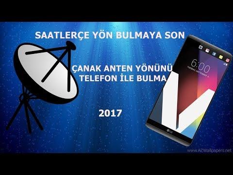 TELEFONLA UYDU YÖN BULMA