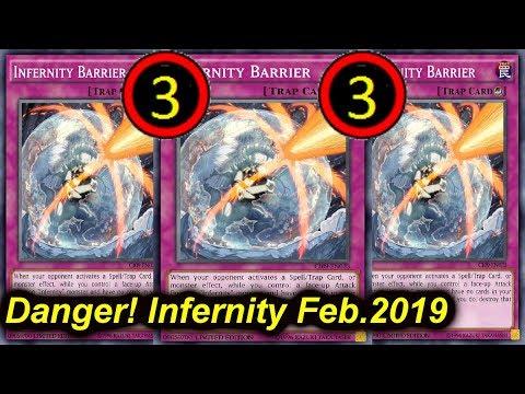 【YGOPRO】DANGER! INFERNITY DECK Feb.2019