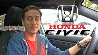видео Honda Civic 5d