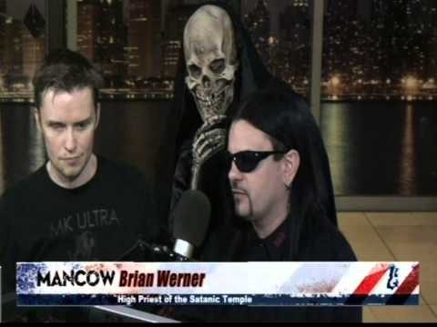 Mancow interviews The Satanic Temple (full interview)