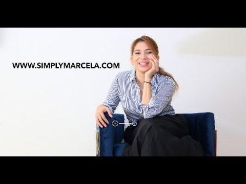 SimplyMarcela Social Media Consultant
