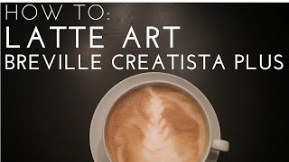 HOW TO: Latte Art | Nespresso …