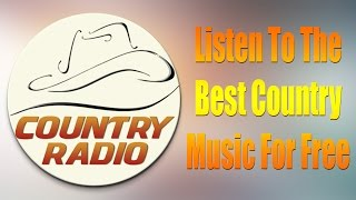 Country Radio Stations - Country Music - Android App
