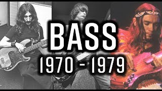 THE BASS 1970 - 1979 | The Players You Need to Know thumbnail